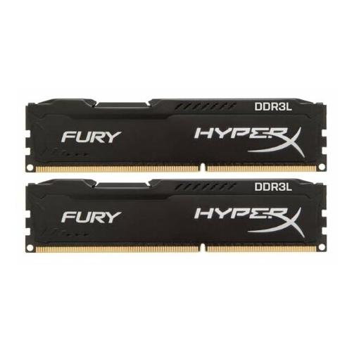 Оперативная память 4 ГБ 2 шт. HyperX HX316LC10FBK2/8