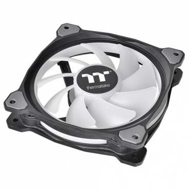 Система охлаждения для корпуса Thermaltake Riing Duo 14 LED RGB Radiator Fan TT Premium Edition (3-Fan Pack)