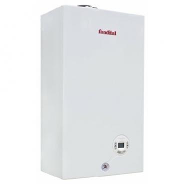 Газовый котел Fondital Minorca CTFS 18 18.6 кВт двухконтурный