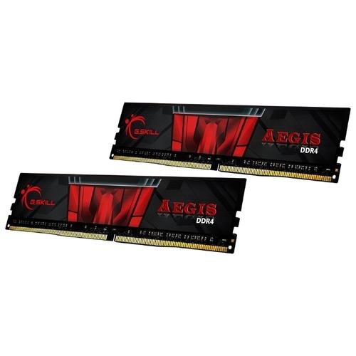 Оперативная память 8 ГБ 2 шт. G.SKILL F4-2400C17D-16GIS