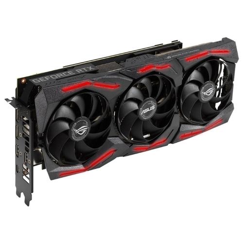 Видеокарта ASUS ROG GeForce RTX 2060 SUPER 1830MHz PCI-E 3.0 8192MB 14000MHz 256 bit 2xDisplayPort 2xHDMI HDCP STRIX GAMING EVO OC
