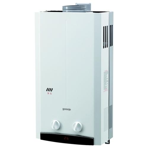 Проточный газовый водонагреватель Gorenje GWH 10 NNBW