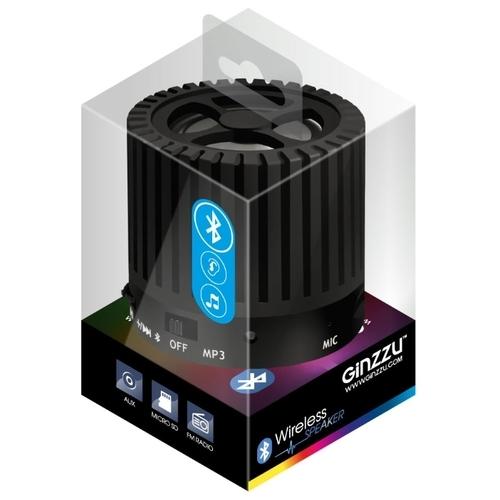 Портативная акустика Ginzzu GM-988