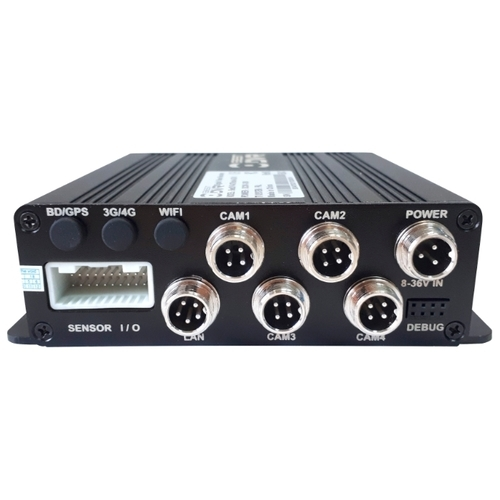 Видеорегистратор BestDVR 407 Mobile-SD-12