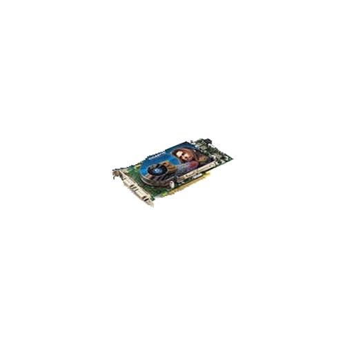 Видеокарта GIGABYTE GeForce 7800 GT 400Mhz PCI-E 256Mb 1000Mhz 256 bit 2xDVI VIVO YPrPb