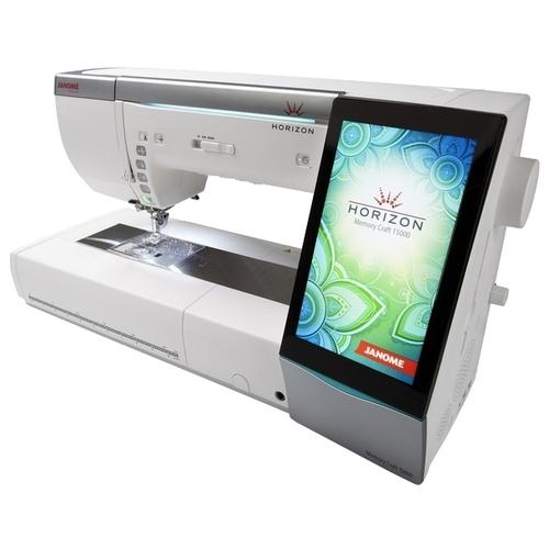 Швейная машина Janome Memory Craft 15000