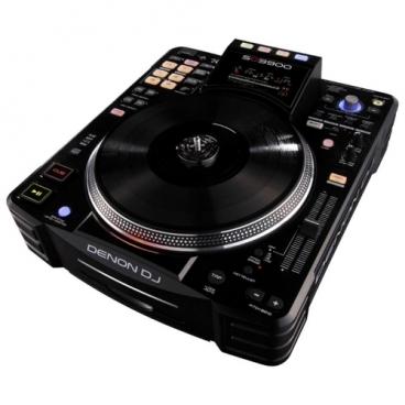 DJ CD-проигрыватель Denon DN-SC3900