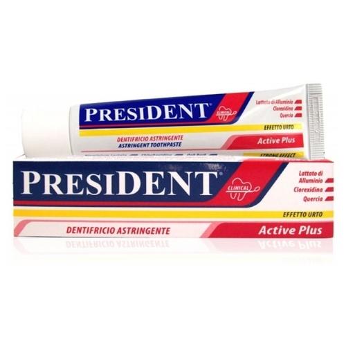 Зубная паста PresiDENT Active Plus
