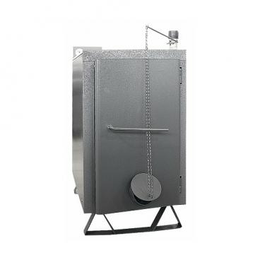 Твердотопливный котел ЭВАН WARMOS TT-25 25 кВт одноконтурный