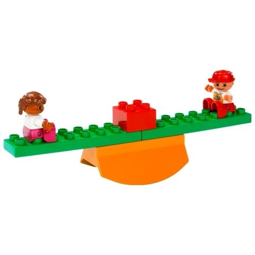 Динамический конструктор LEGO Education PreSchool DUPLO Набор с трубами 9076
