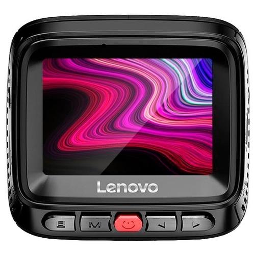 Видеорегистратор Lenovo S7 Hidden DVR, 2 камеры, GPS