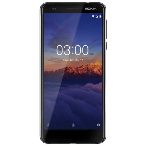 Смартфон Nokia 3.1 16GB Android One