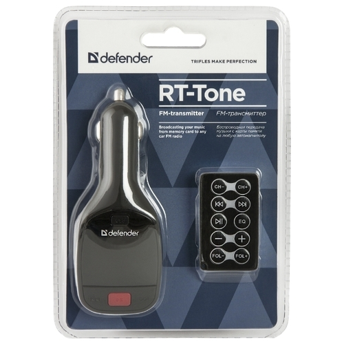 FM-трансмиттер Defender RT-Tone