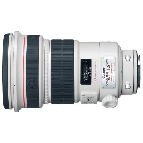 Объектив Canon EF 200mm f/2.0L IS USM