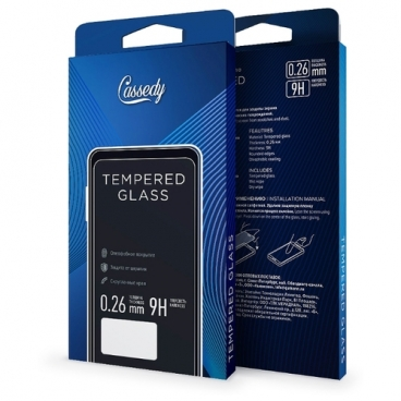 Защитное стекло Cassedy для Xiaomi Mi A2