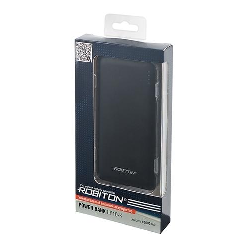 Аккумулятор ROBITON Power Bank LP10-K