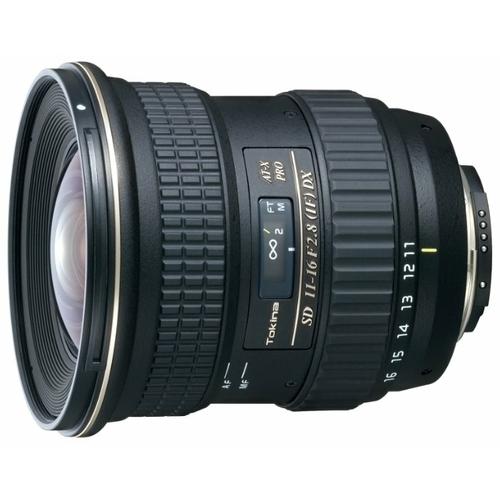Объектив Tokina AT-X 11-16mm f/2.8 (AT-X 116) PRO DX AF Nikon F