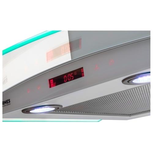 Каминная вытяжка GERMES Alt sensor 60 white