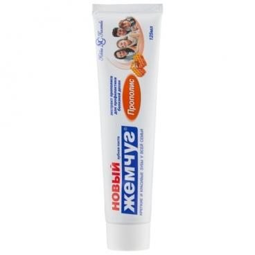 Зубная паста Новый Жемчуг Прополис