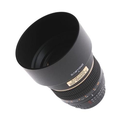 Объектив Samyang 85mm f/1.4 AS IF Minolta A