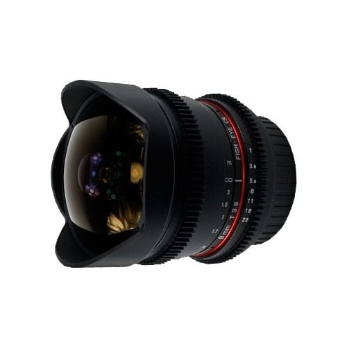 Объектив Samyang 8mm T3.8 AS IF UMC Fish-eye CS II VDSLR Sony E""