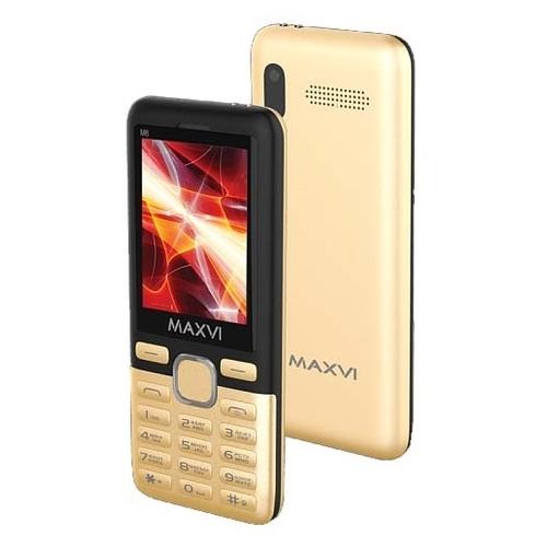 Телефон MAXVI M6