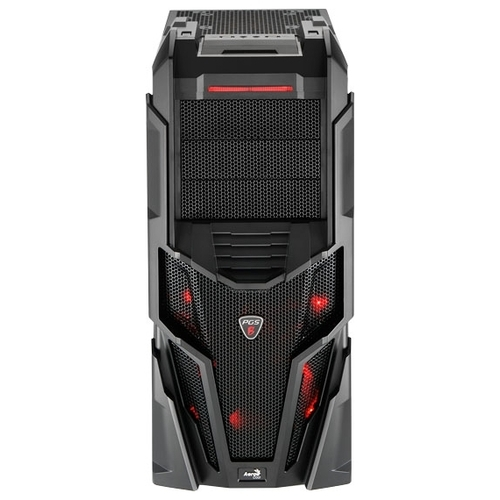 Компьютерный корпус AeroCool Mechatron Black