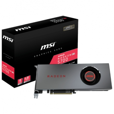 Видеокарта MSI Radeon RX 5700 1465MHz PCI-E 4.0 8192MB 14000MHz 256 bit HDMI 3xDisplayPort HDCP