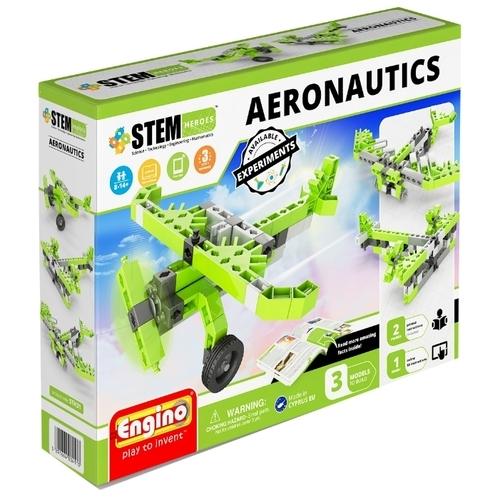 Конструктор ENGINO STEM Heroes STH31 Аэронавтика