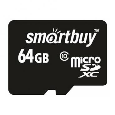 Карта памяти SmartBuy microSDXC Class 10