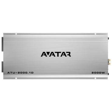 Автомобильный усилитель Avatar ATU-2000.1D