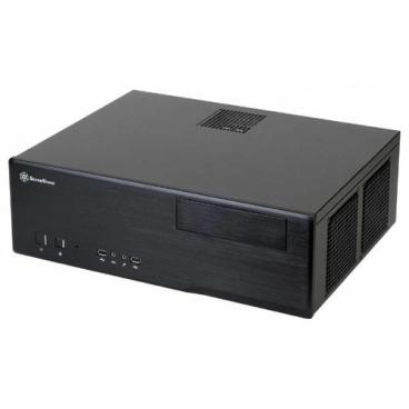 Компьютерный корпус SilverStone GD05B Black