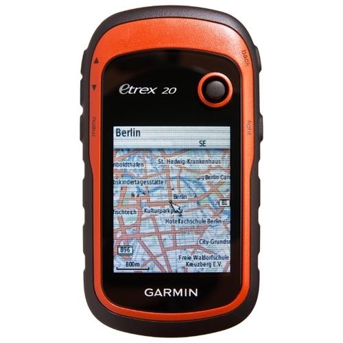 Навигатор Garmin eTrex 20