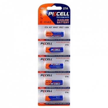Батарейка PKCELL Ultra Digital Alkaline 27A