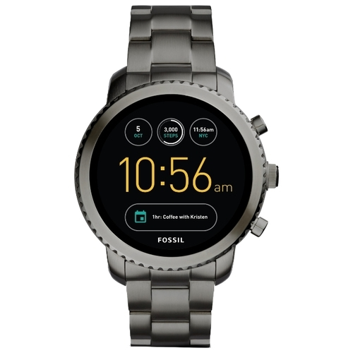 Часы FOSSIL Gen 3 Smartwatch Q Explorist (stainless steel)