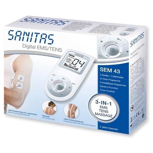 Миостимулятор Sanitas SEM43