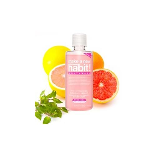 NS FaFa Japan ополаскиватель Make a new habit с фруктово-цитрусовым вкусом