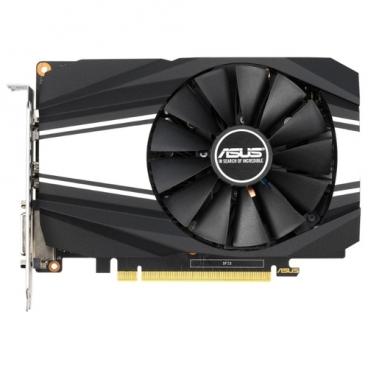 Видеокарта ASUS Phoenix GeForce GTX 1660 SUPER 1530MHz PCI-E 3.0 6144MB 14002MHz 192 bit DVI HDMI DisplayPort HDCP OC