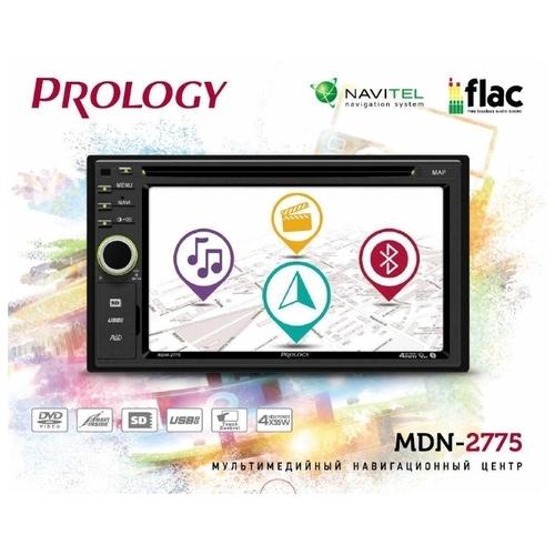 Автомагнитола Prology MDN-2775