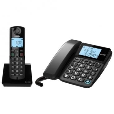 Радиотелефон Alcatel S250 Combo