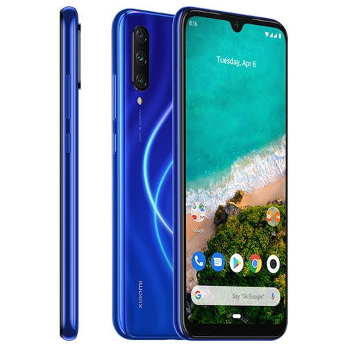 Смартфон Xiaomi Mi A3 4/64GB Android One