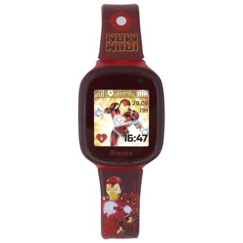 Часы Кнопка жизни Marvel Железный Человек