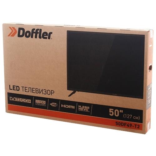Телевизор Doffler 50DF49-T2