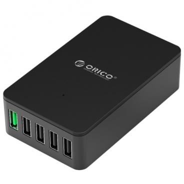 Сетевая зарядка ORICO QSE-5U