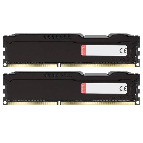 Оперативная память 8 ГБ 2 шт. HyperX HX318C10FBK2/16