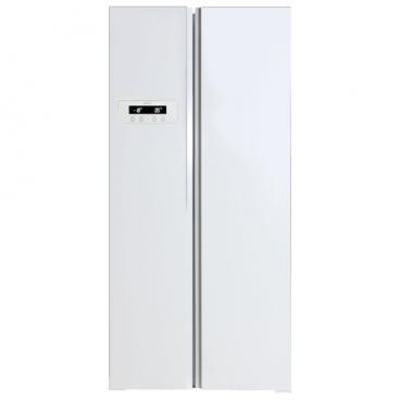 Холодильник Ginzzu NFK-465 White