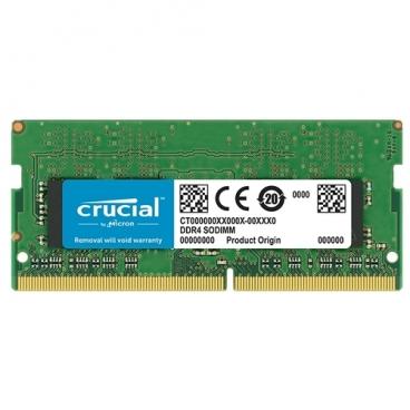 Оперативная память 16 ГБ 1 шт. Crucial CT16G4S24AM