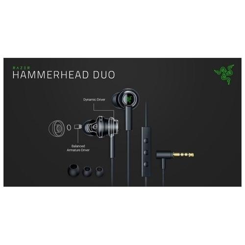 Наушники Razer Hammerhead Duo
