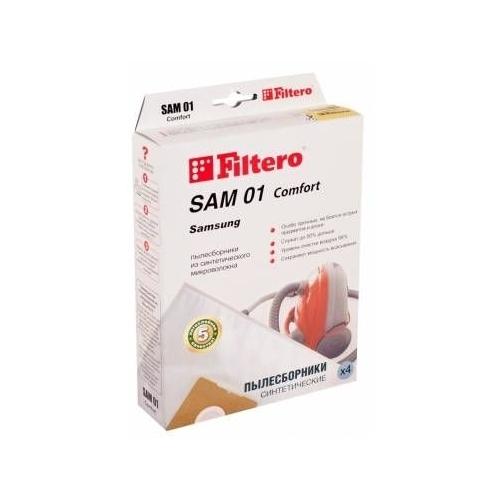 Filtero Мешки-пылесборники SAM 01 Comfort