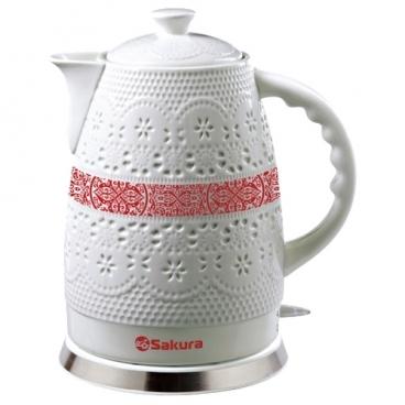 Чайник Sakura SA-2028P/P-1